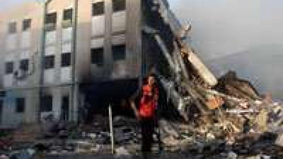 Gaza: in sei giorni 90 morti