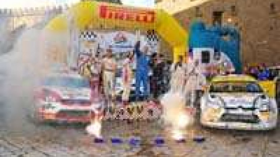 Luca Hoelbling ha vinto il Rally Liburna