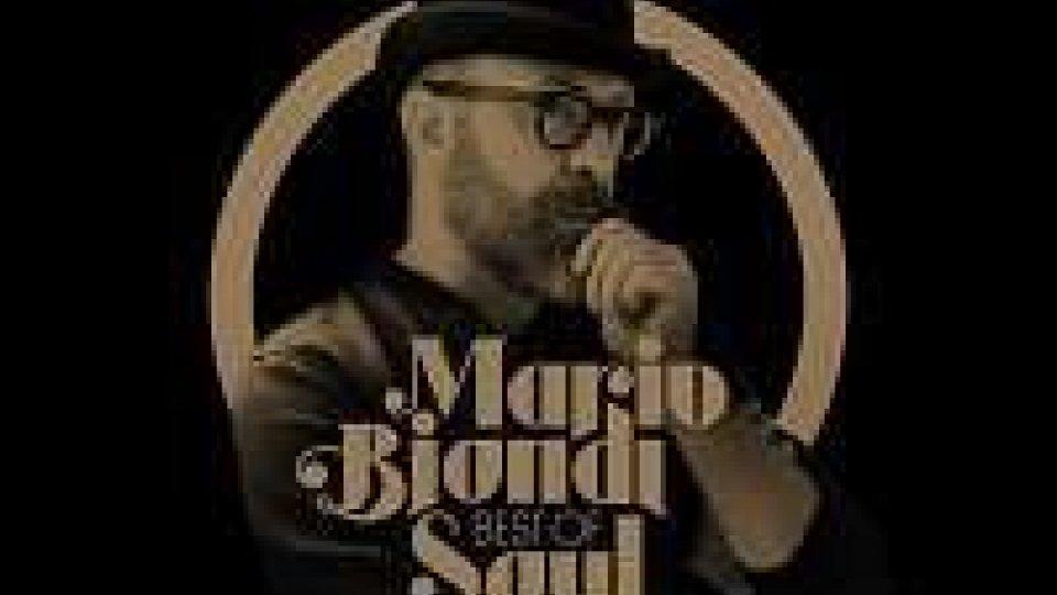 Mario Biondi annuncia una raccolta di hits