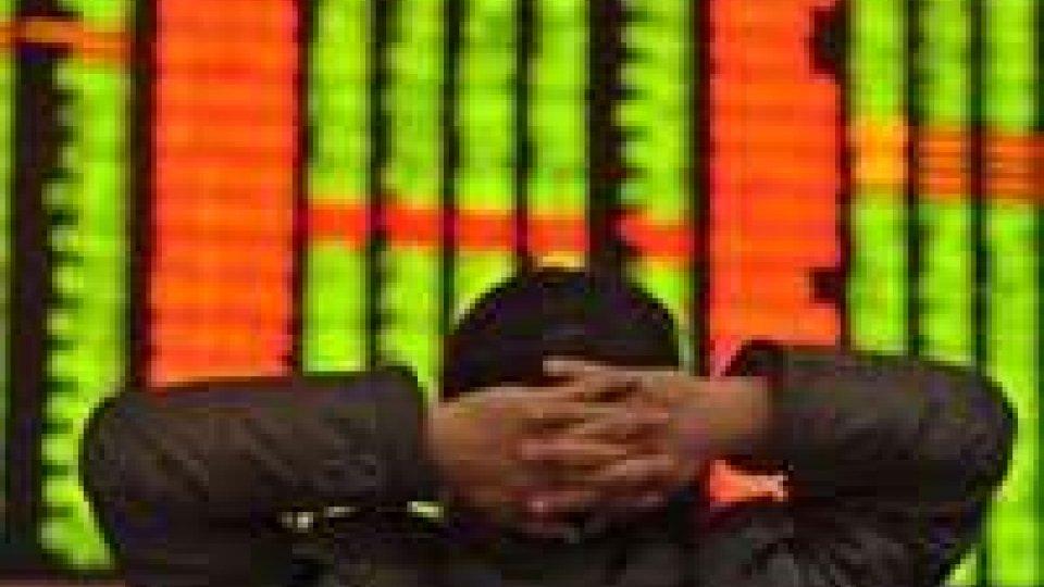 Borse: Shanghai e Shenzen sospese per eccesso di ribasso
