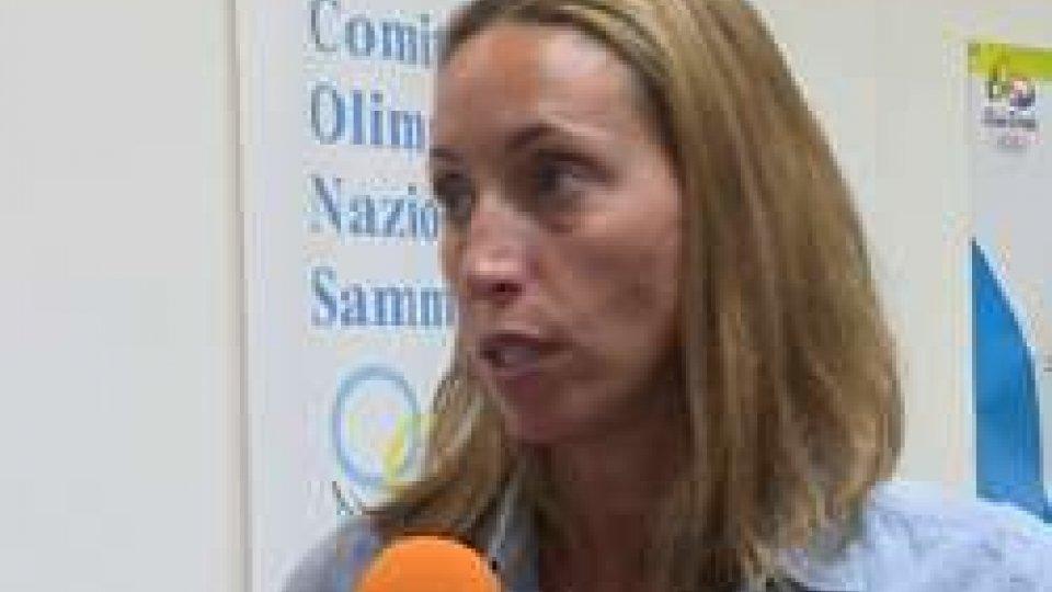 Gemma MengualNuoto Sincronizzato: la campionessa spagnola Gemma Mengual al Multieventi Sport Domus