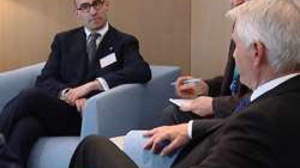 gli incontri del segretario RenziSegretario Renzi al Consiglio d'Europa: incontri con i vertici