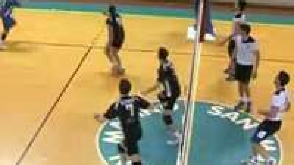 Volley: bene la Banca di San Marino, cade la RoyalVolley: bene la Banca di San Marino, cade la Royal