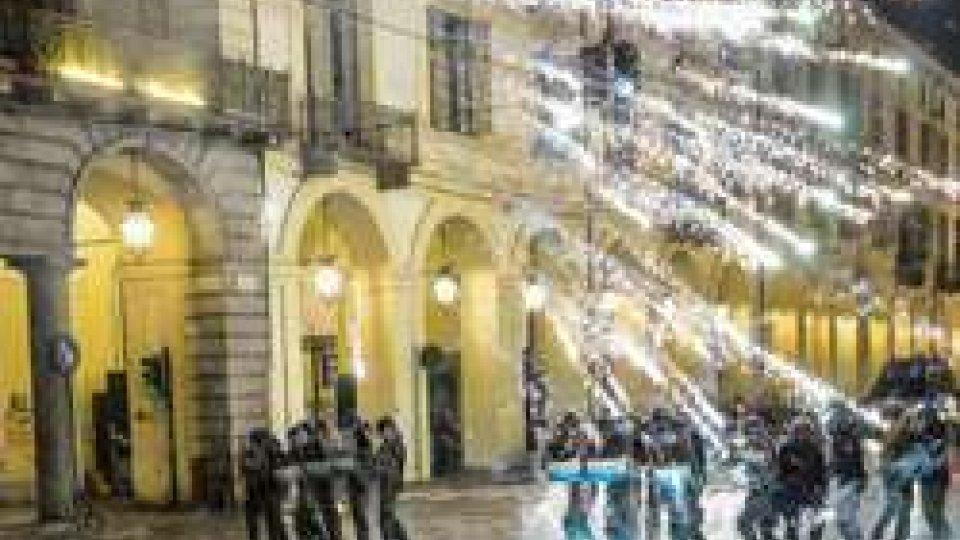 Scontri a Torino per il G7