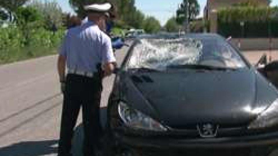 """Incidente Hayden, l'automobilista: """"É sbucato all'improvviso dallo stop"""""""