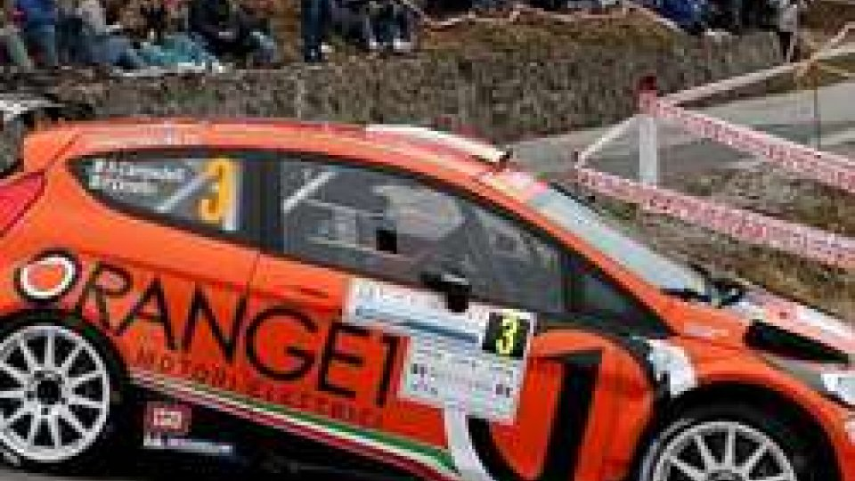 Rally del Ciocco: Campedelli vince la seconda tappa