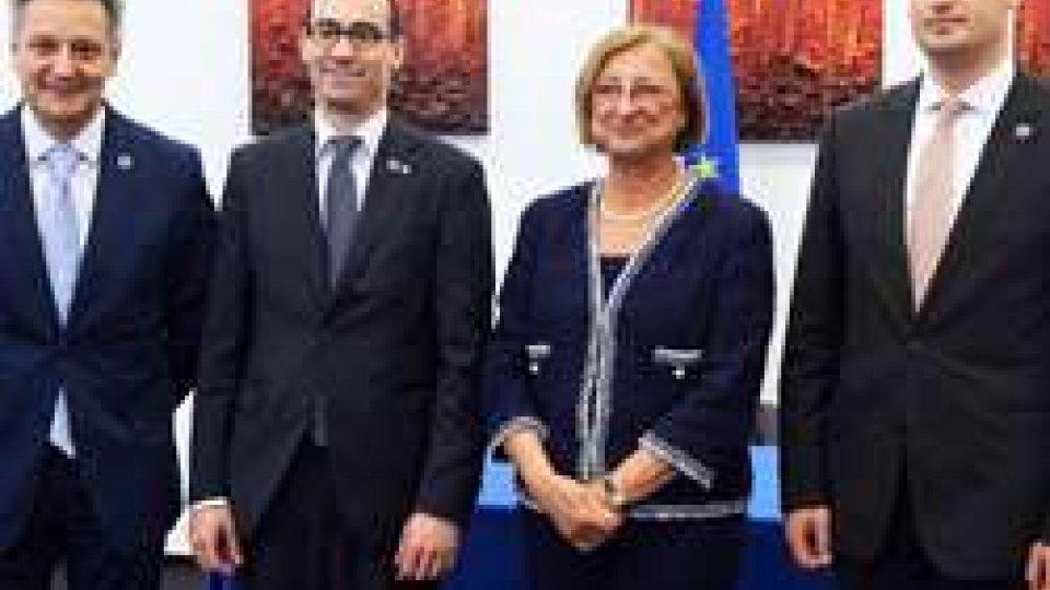 SdS Renzi alla 127^ ministeriale Coe