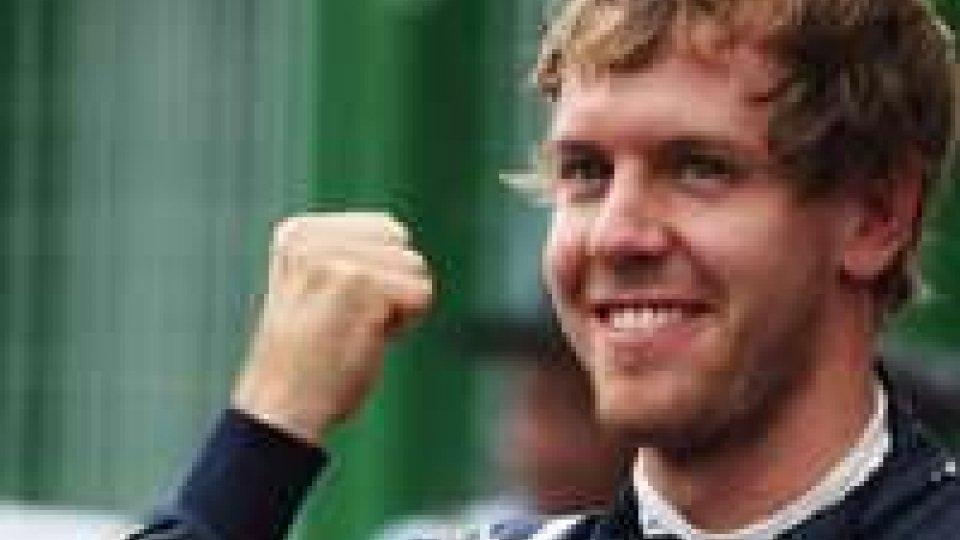 Formula 1. Vettel il più veloce nelle libere del Gp d'Europa