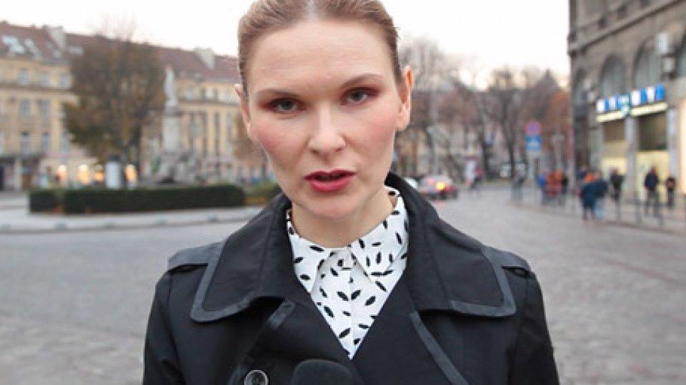 Victoria PolischukKiev attende una nuova tranche di aiuti dall'Fmi