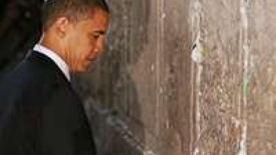 Obama andrà in Israele: fissata l'agenda politica