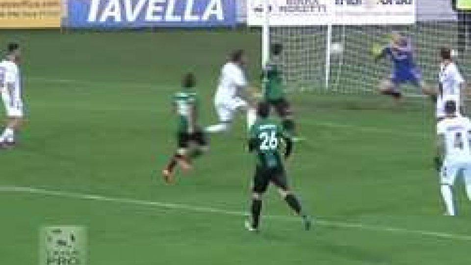 Pordenone - Reggiana 2-0Pordenone di lusso: Suciu e Cattaneo trascinano i Ramarri