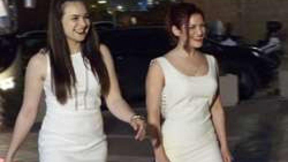Jessika e JeniferEsc: Jessika e Jenifer all'Israel Calling di Tel Aviv