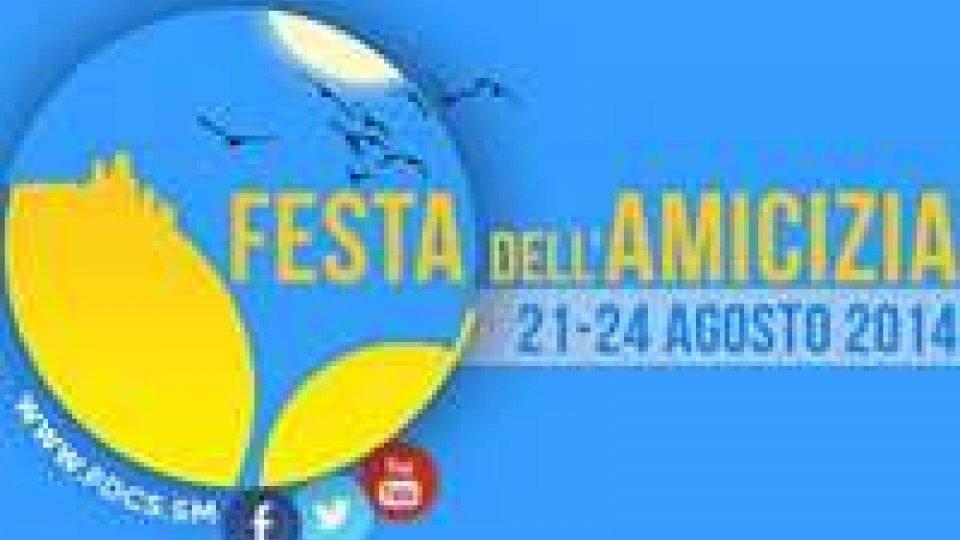 Festa Amicizia: dialogo tra exFesta Amicizia: dialogo tra ex