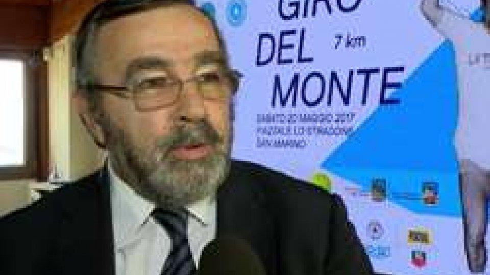 """Augusto MichelottiAugusto Michelotti: """"Giro del Monte promuove rapporti umani e sociali"""""""