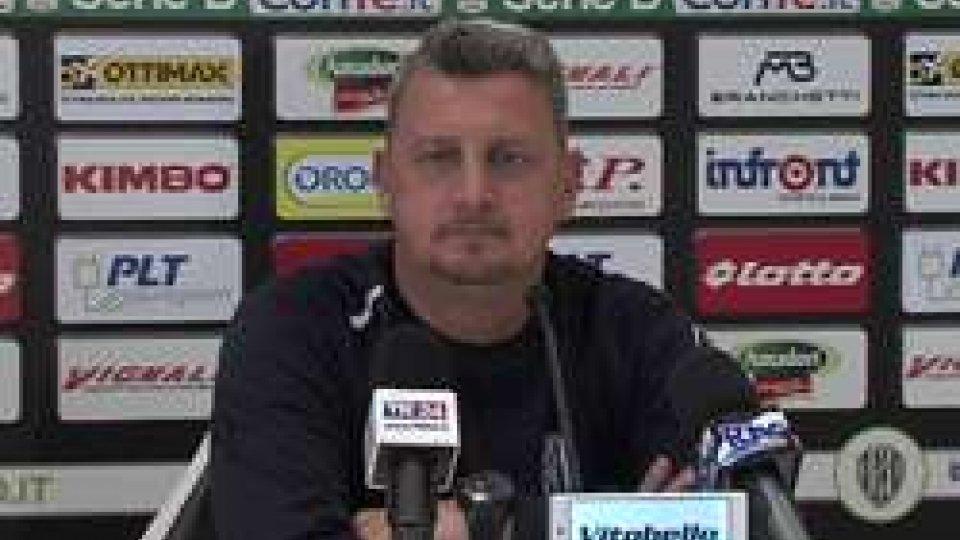 """Andrea CamploneCamplone punta il Brescia: """"Scontro diretto da non fallire"""""""