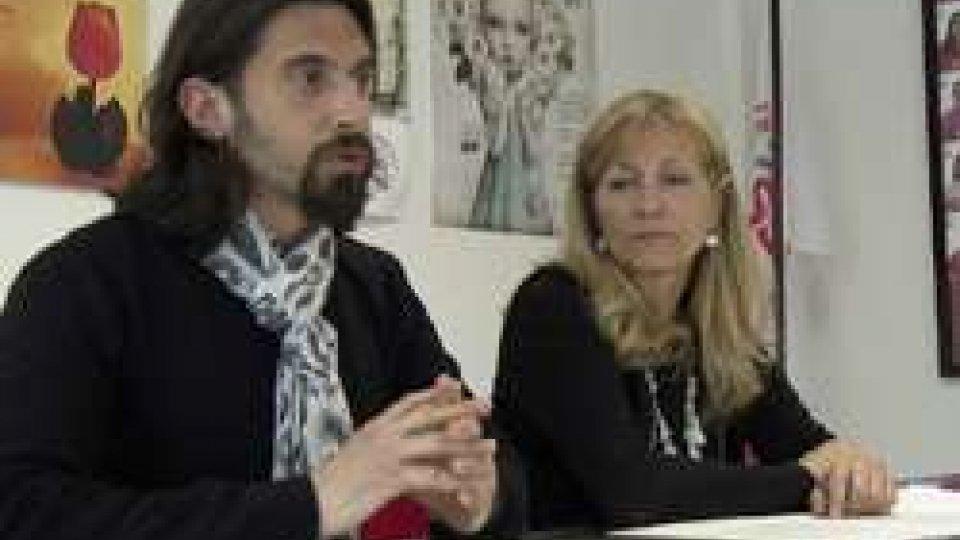 Tony Margiotta e Marina LazzariniPiù uniti. Più forti: si apre domani sera a Domagnano l'Assemblea programmatica di SSD