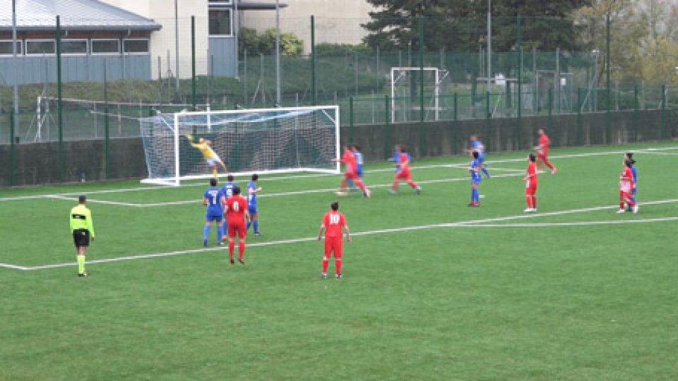 San Marino Academy - Olimpia ForlìCalcio Femminile: tris della San Marino Academy
