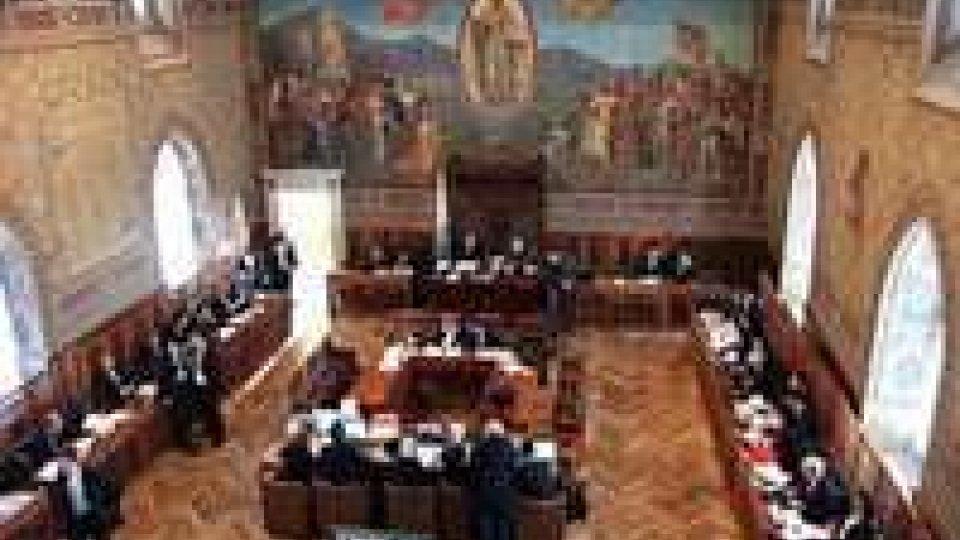 Consiglio: via libera alla riforma delle giunte di castelloConsiglio: via libera alla riforma delle giunte di castello