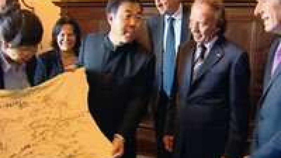 Istituto Confucio: delegazione dell'Università di Pechino sul Titano per contribuire al progetto in attesa di un accordo definitivoIstituto Confucio: delegazione dell'Università di Pechino sul Titano per contribuire al progetto in attesa di un accordo definitivo