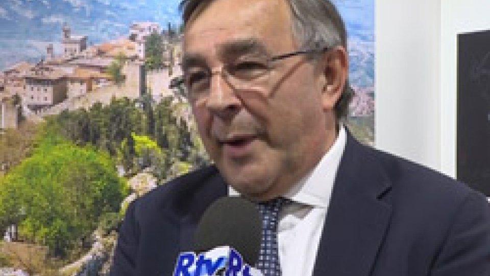 """Augusto MichelottiMeeting, allo stand della Repubblica Michelotti lancia """"San Marino Bio"""
