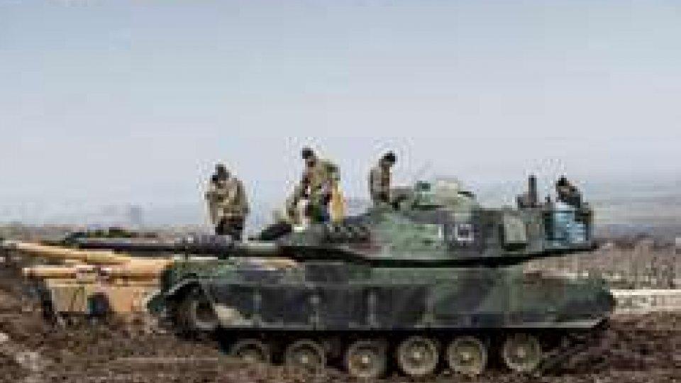 Alta la tensione tra Siria e Turchia per l'enclave di Afrin