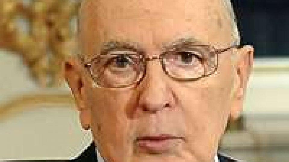 Doppie imposizioni: Napolitano firma il progetto di legge