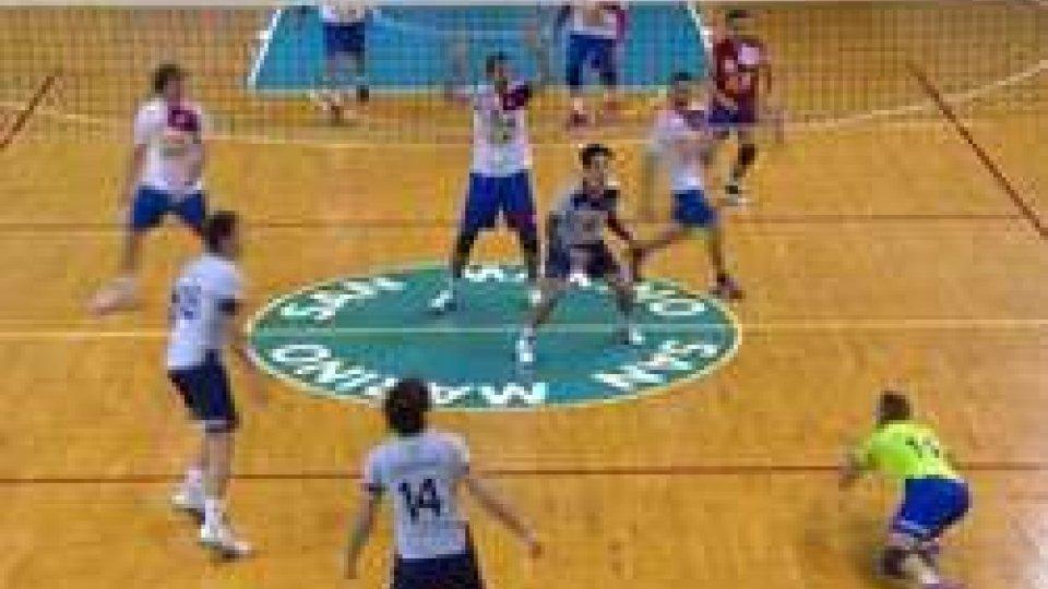 Volley: la Titan Services vince e raggiunge la vettaVolley: la Titan Services vince e raggiunge la vetta