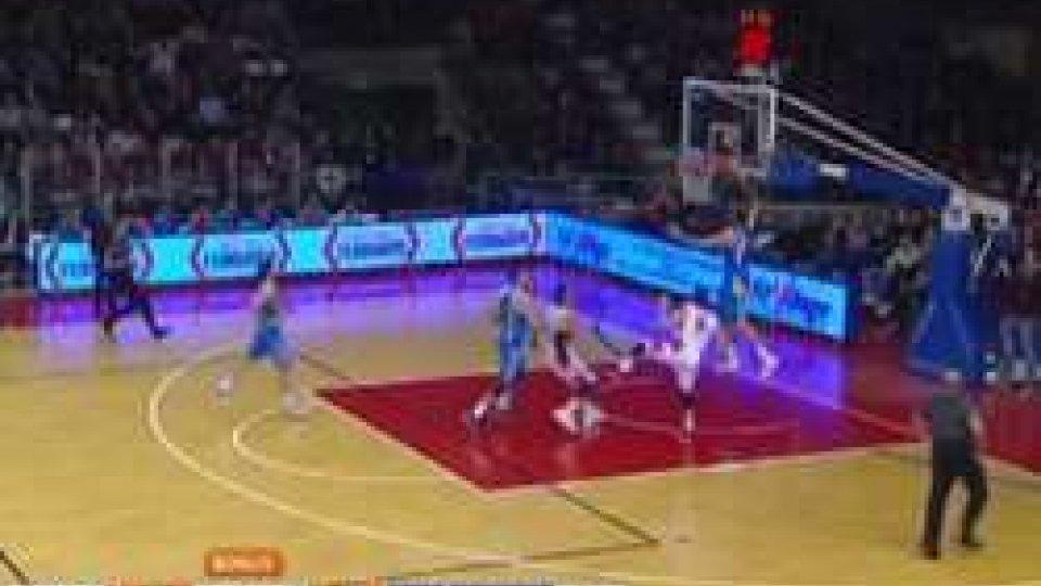 Reggio - Capo D'Orlando 80-70Basket, Reggio si prende posticipo e 2° posto: Orlandina ko 80-70