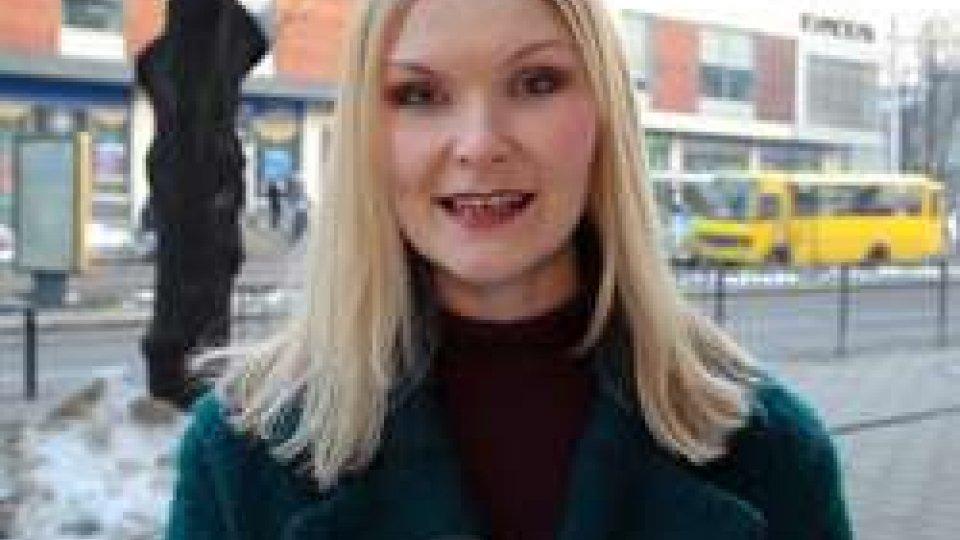 Victoria PolischukUcraina: record per il tasso di cambio euro-grivnia