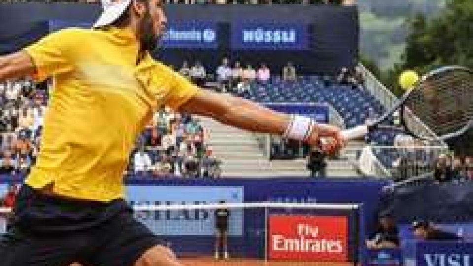 Tennis: Lopez è finalista a Gstaad, Lorenzi vince a Kitzbuhel