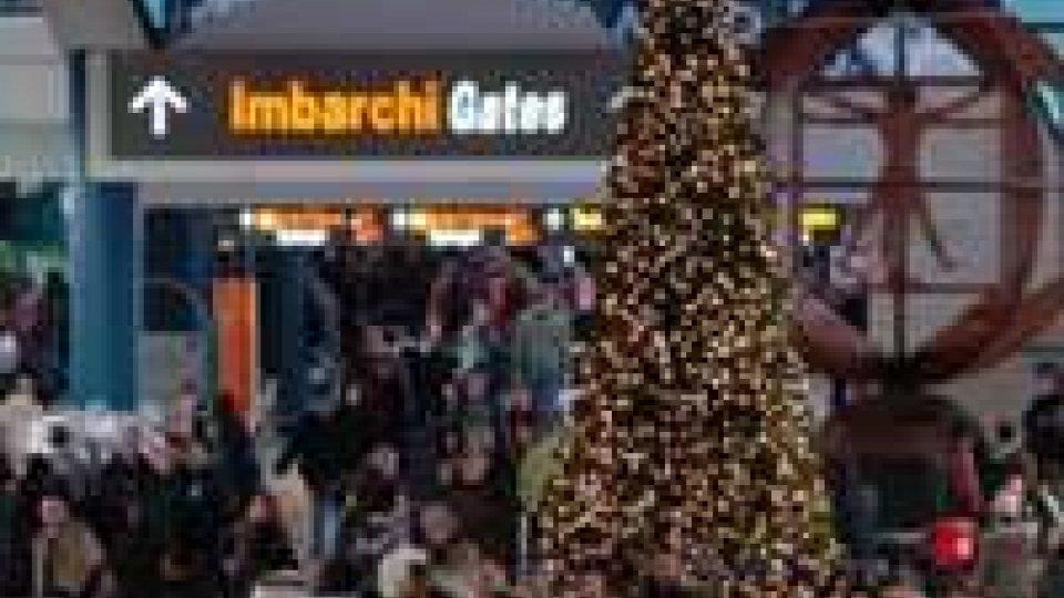 Natale, gli italiani tornano a viaggiare: +4% rispetto al 2011