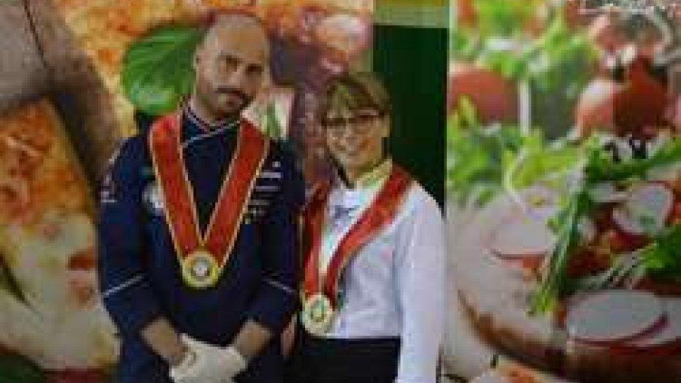 Marco Casali e Carla Casali