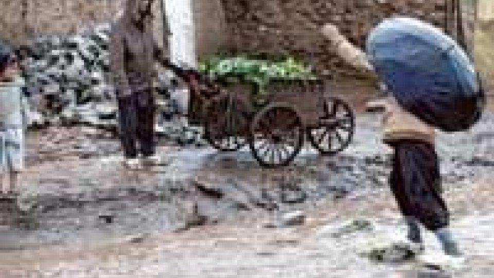 Pakistan, decine di vittime del maltempo