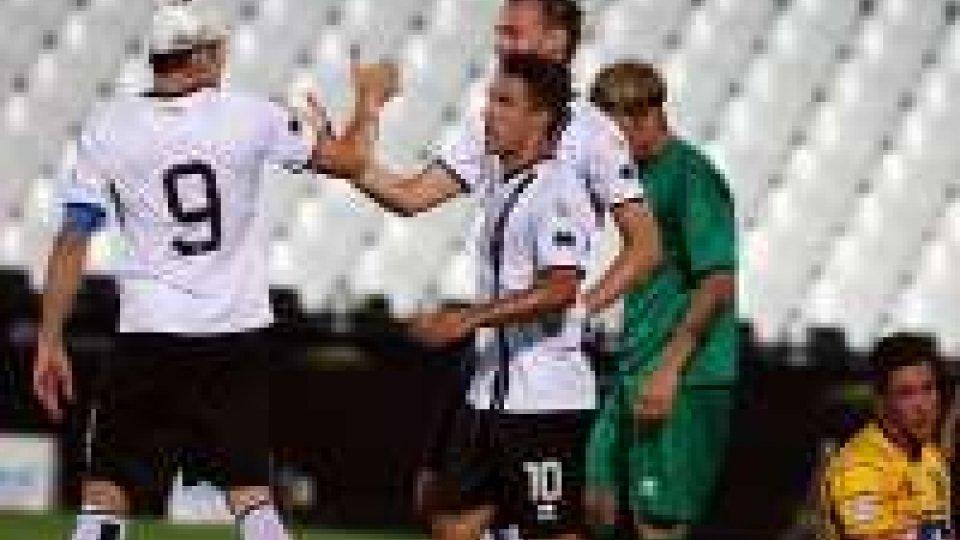 Cesena - Vis Pesaro 5-0.Cesena - Vis Pesaro 5-0