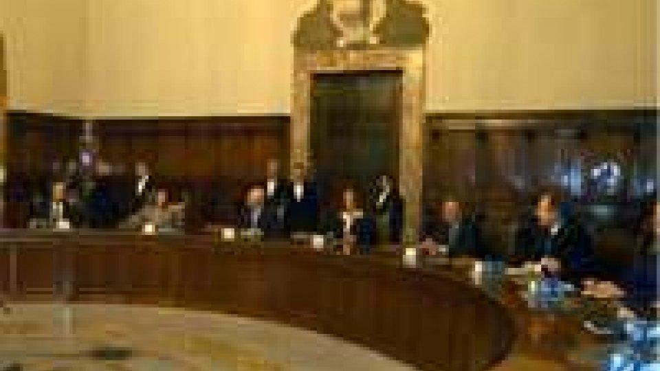 Cdm: varato il decreto sull'occupazione