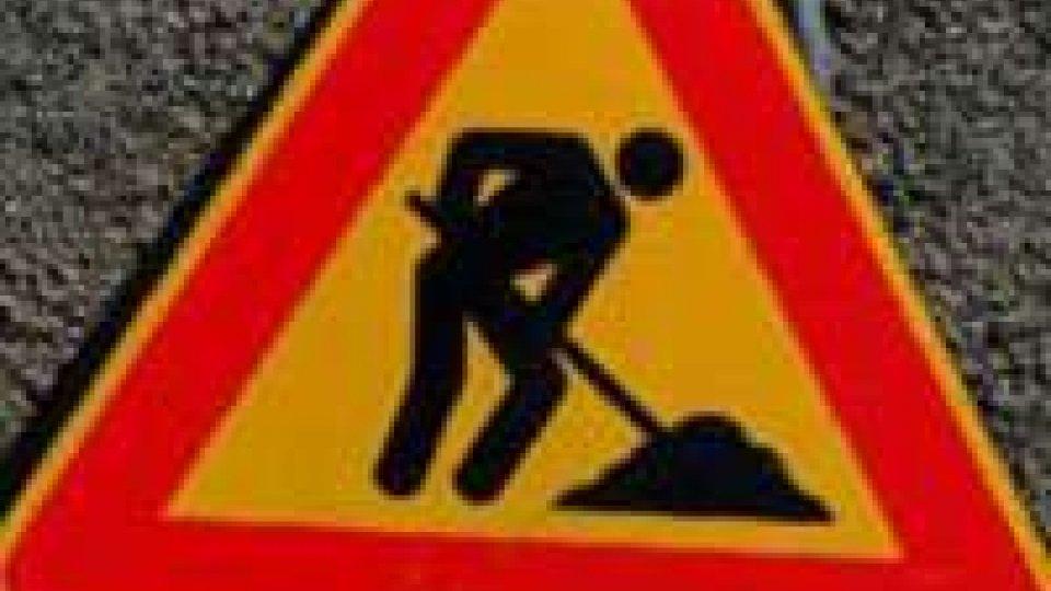 Lavori stradali: strade chiuse a Murata