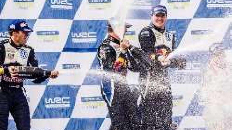 Il britannico Kris Meeke ha vinto il rally di FinlandiaIl britannico Kris Meeke ha vinto il rally di Finlandia
