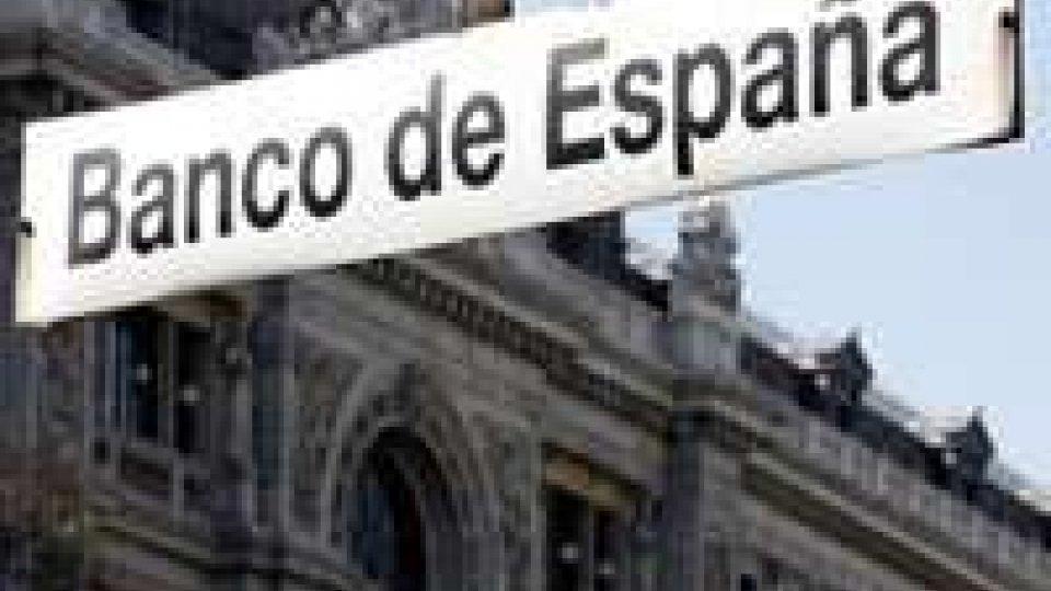 Allarme dalla Banca di Spagna