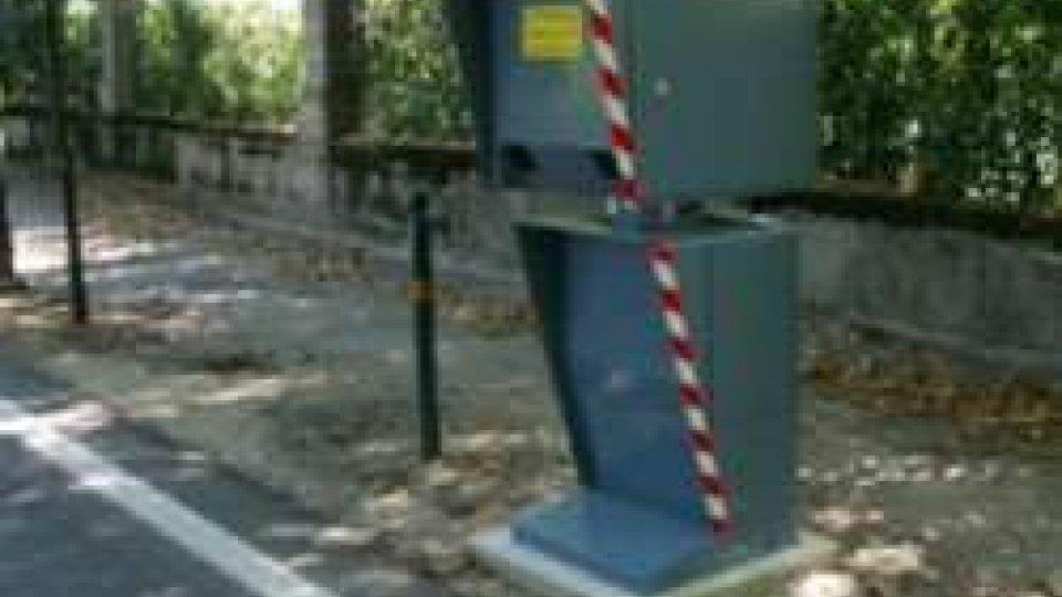 Tempi incerti per l'installazione degli autovelox fissi a SerravalleTempi incerti per l'installazione degli autovelox fissi a Serravalle