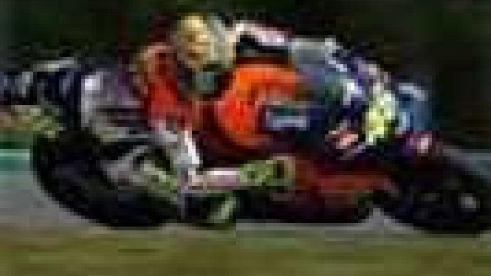 GP Australia: terzo tempo per De Angelis