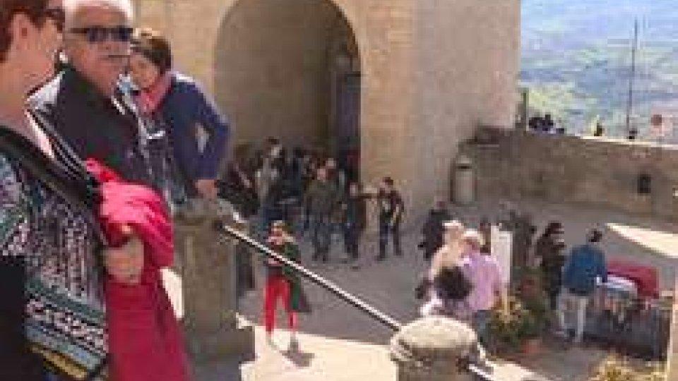 San Marino a PasquettaTurismo pasquale: a San Marino bilancio positivo, +5,9% di arrivi