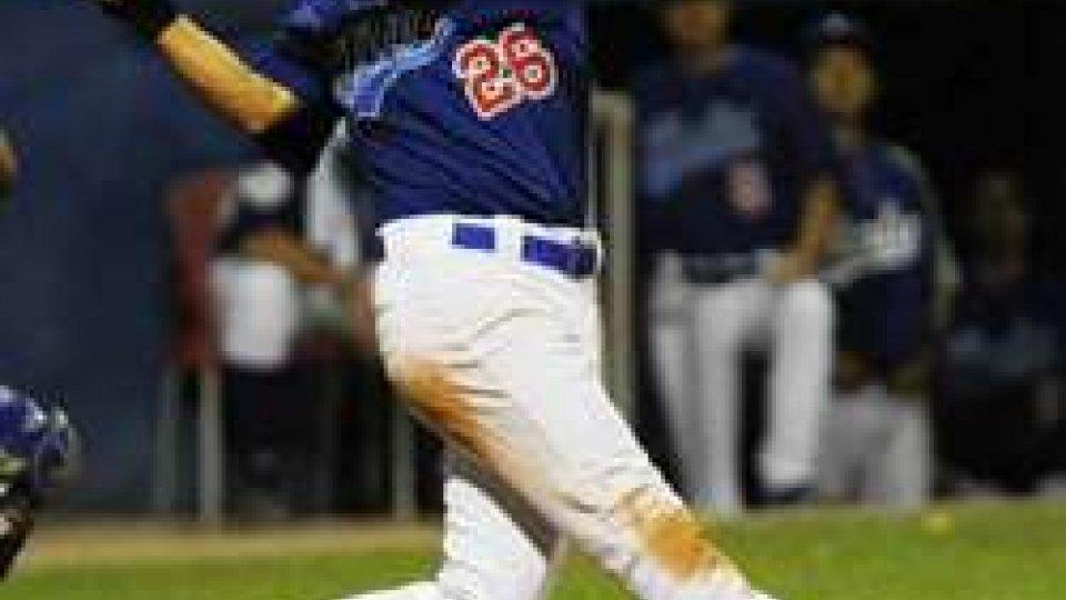 Baseball: Padova-San Marino 6-8