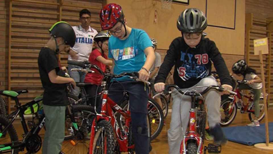 lezioni di biciPiadina rosa e lezioni di bici per il Giro d'Italia