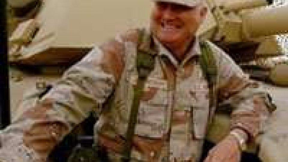 Usa: morto il generale Schwarzkopf, guidò tempesta nel deserto