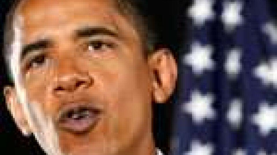 """Obama attacca i repubblicani: """"Vogliono difendere i ricchi"""""""