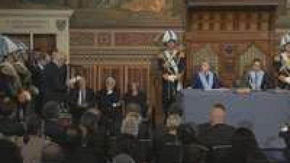 Visita Napolitano: per Valentini un punto di rilancio