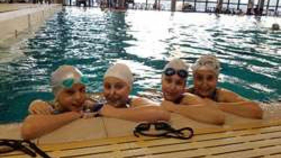 Campionati Italiani di Nuoto Sincronizzato, tutte le sammarinesi qualificate agli assoluti estivi