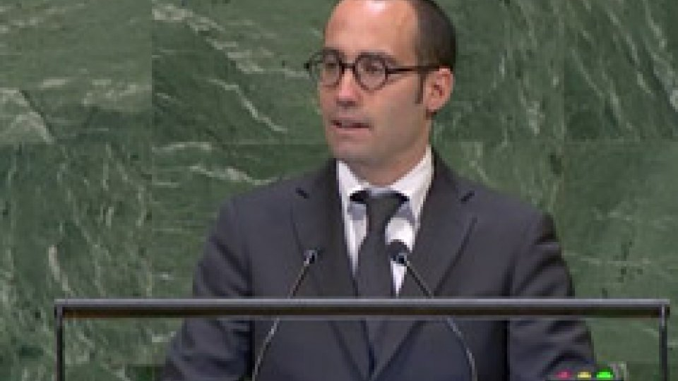 Nicola RenziONU: nell'intervento di Nicola Renzi all'Assemblea Generale un appello al multilateralismo