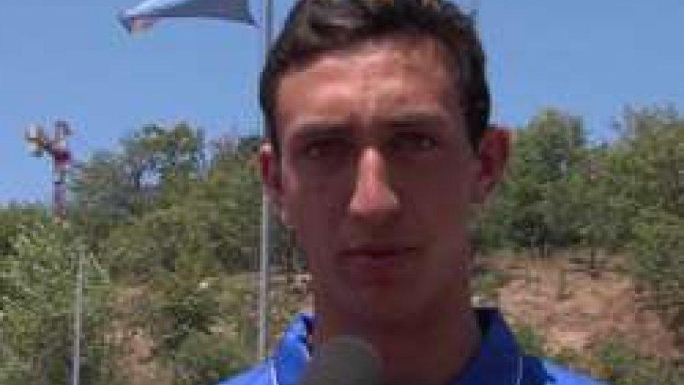 """Michele CevoliSan Marino Calcio, Cevoli al debutto in serie D: """"Una grande emozione"""""""