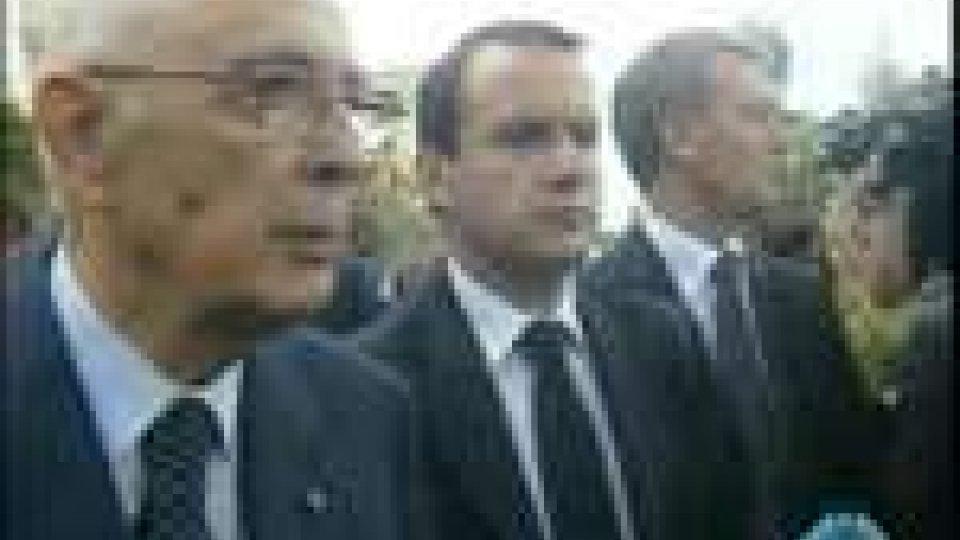 Il Presidente emerito, Francesco CossigaCossiga: il giorno del cordoglio